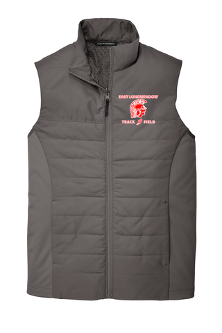East Longmeadow Track and Field Graphite Vest