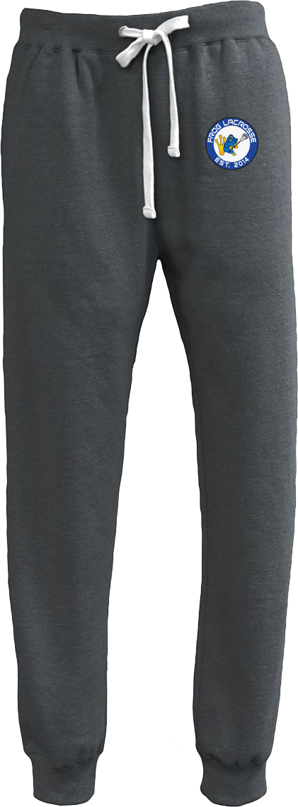 Frog Lacrosse Black Heather Joggers