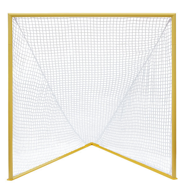 Pro Collegiate Lacrosse Goal Yellow (Net Not Included)