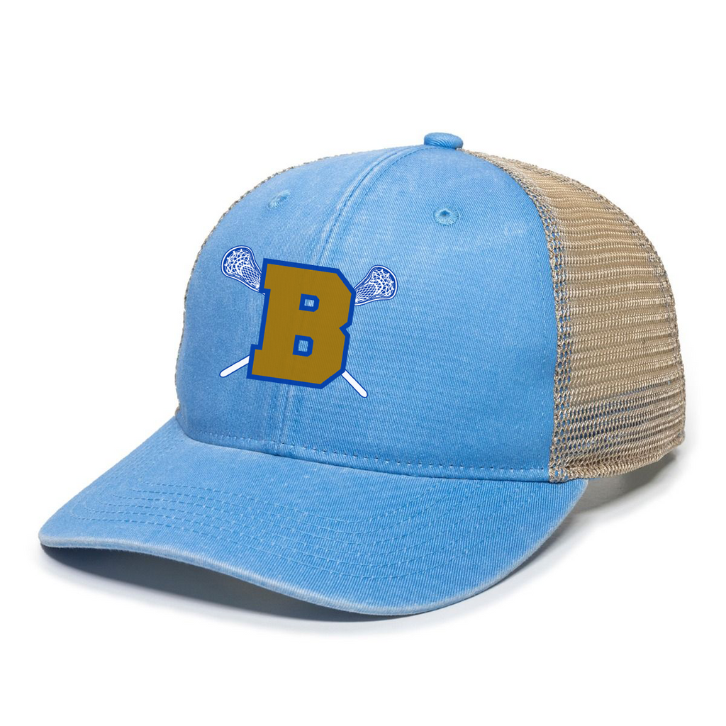 Brentwood Lacrosse Ladies Fit Mesh Back Cap