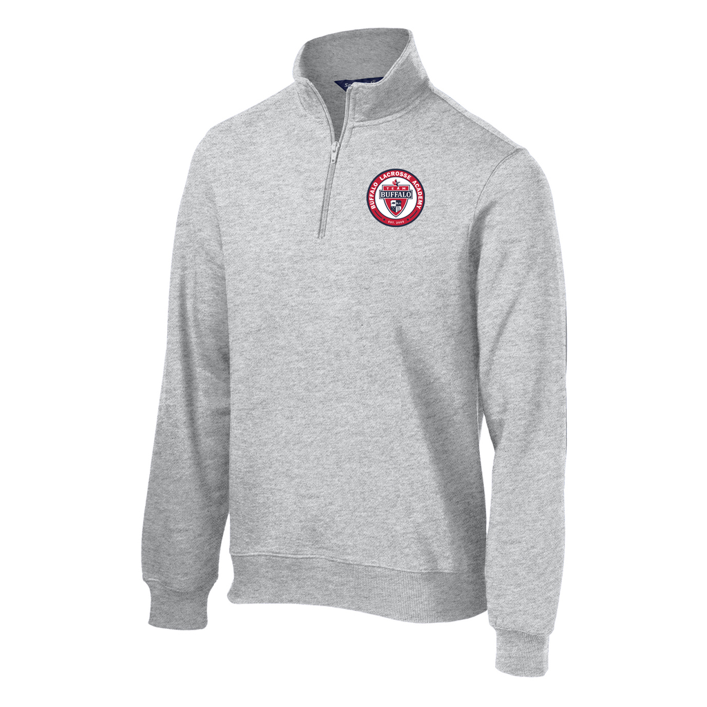 Team Buffalo 1/4 Zip Fleece