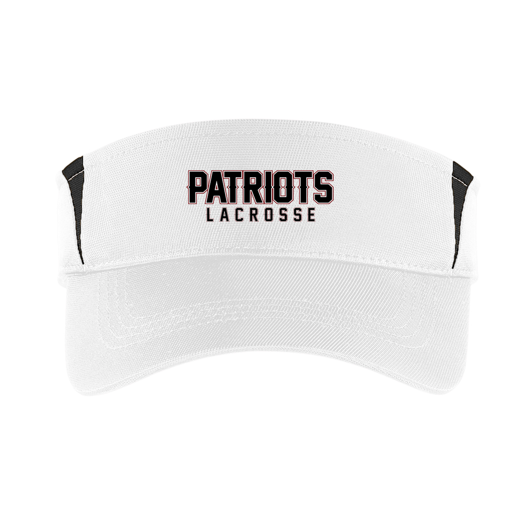George Washington Lacrosse Visor