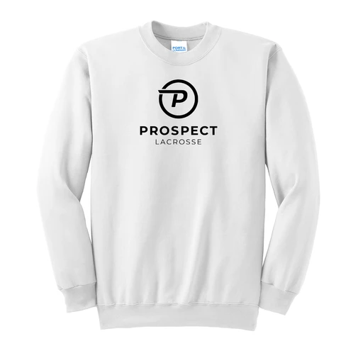 Prospect Lacrosse Crew Neck Sweater