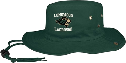 Longwood Lacrosse Bucket Hat