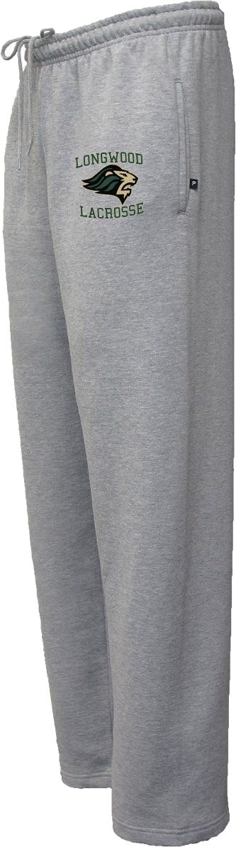 Longwood Lacrosse Grey Sweatpants