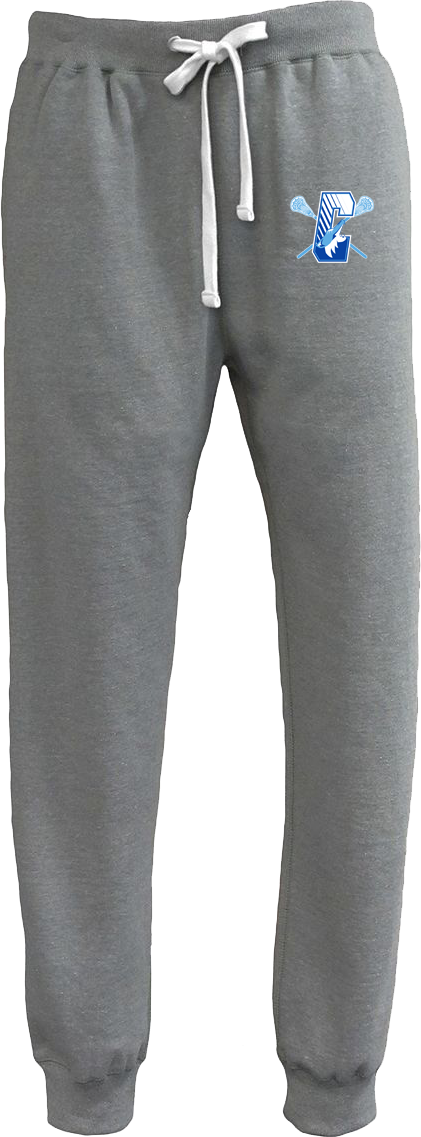 Coyotes Lacrosse Grey Heather Joggers