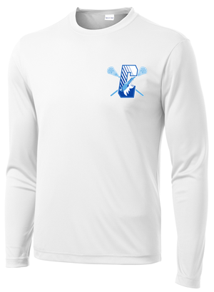 Coyotes Lacrosse Long Sleeve Performance Shirt