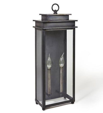 Ellis Large Outdoor Wall Lantern 10641 - FLC Select