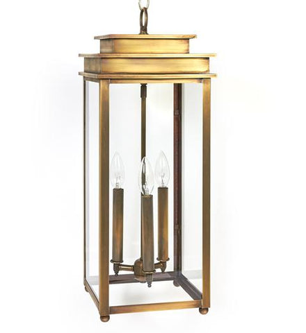 Ellis Large Outdoor Hanging Lantern 10742 - FLC Select