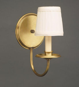 Wall Sconce with Eggshell Shade 141 - FLC Select