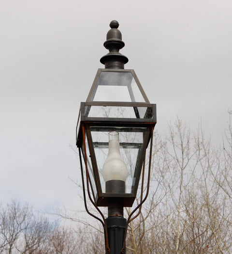 Boston Outdoor Post Lantern 1253 - FLC Select