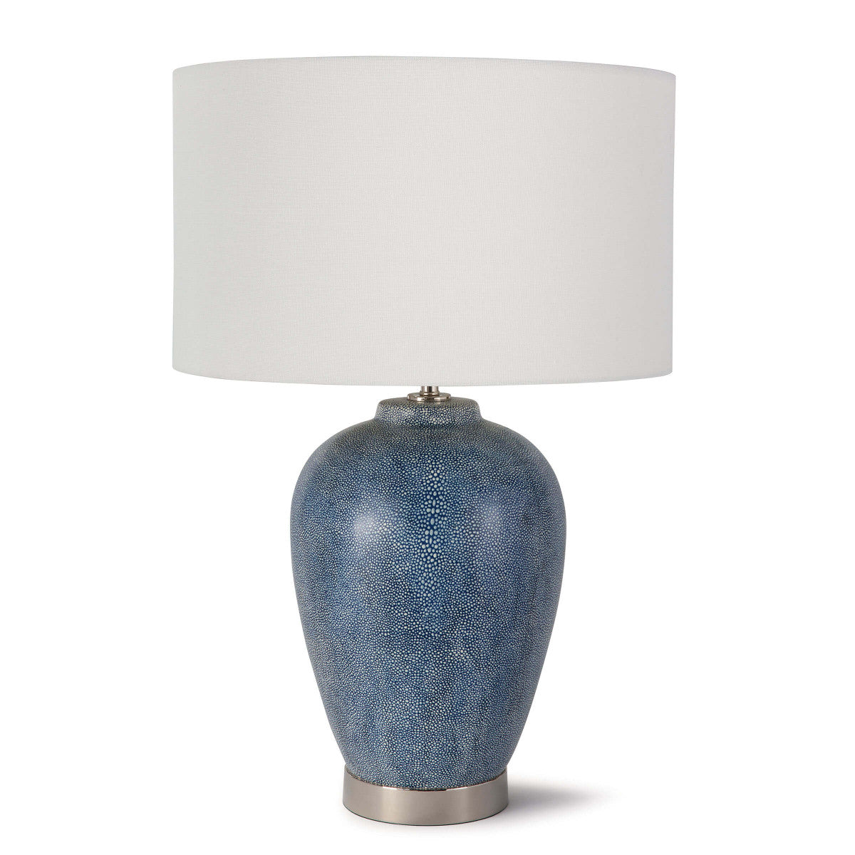 Presley Ceramic Shagreen Table Lamp 13-1266 - FLC Select
