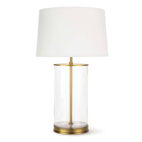 Magelian Glass Table Lamp 13-1438