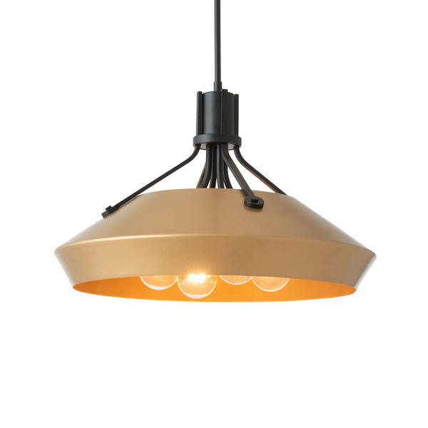 "Henry with Chamfer Shade Adjustable Short Length (30.9""-38.9"") Pendant 136341"