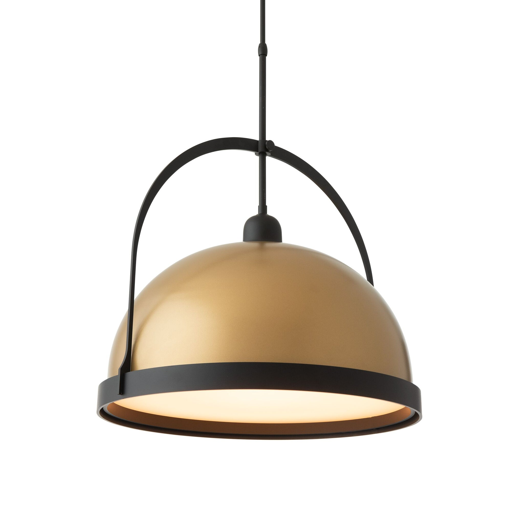 "Atlas Adjustable Dome Short Length (28.1""-39.3"") Pendant 137462"