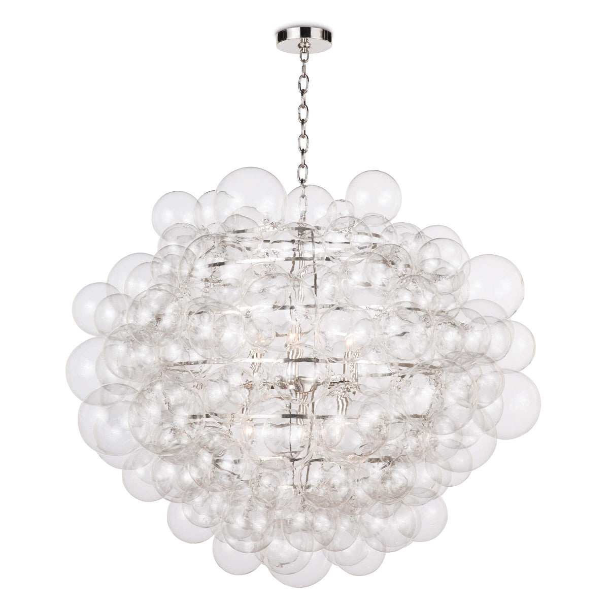 Nimbus Glass Chandelier 16-1202