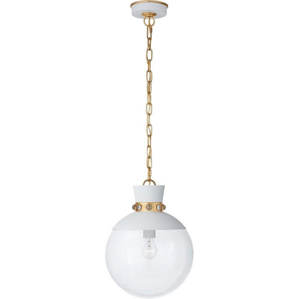 Julie Neill Lucia Medium Round Pendant JN5051 OPEN BOX