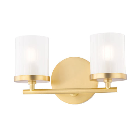 Ryan Bath Two Light Wall Sconce H239302