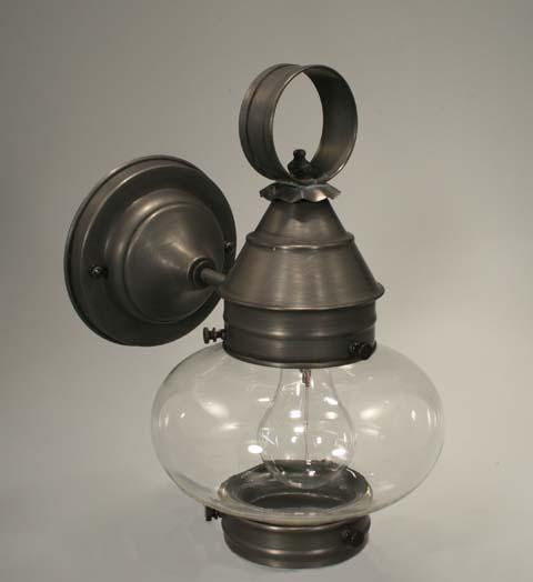 Onion Outdoor Wall Lantern with No Cage 2025 - FLC Select