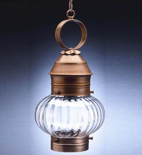 Onion Outdoor Hanging Lantern with No Cage 2032 - FLC Select