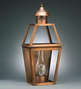 Uxbridge Outdoor Tapered Wall Lantern 2241 - FLC Select