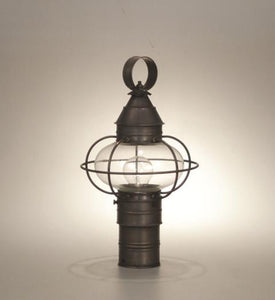 Caged Onion Outdoor Post Lantern 2523 - FLC Select