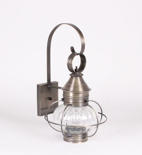 Caged Onion Outdoor Wall Lantern 2531 - FLC Select