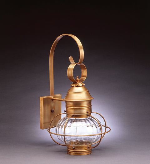 Caged Onion Outdoor Wall Lantern 2531 Quickship