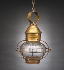 Caged Onion Outdoor Hanging Lantern 2532 - FLC Select