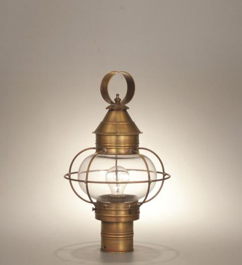 Caged Onion Outdoor Post Lantern 2533 - FLC Select