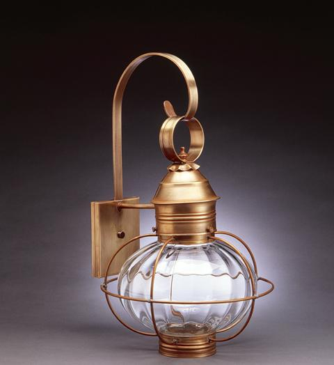 Caged Onion Outdoor Wall Lantern 2541 Quickship