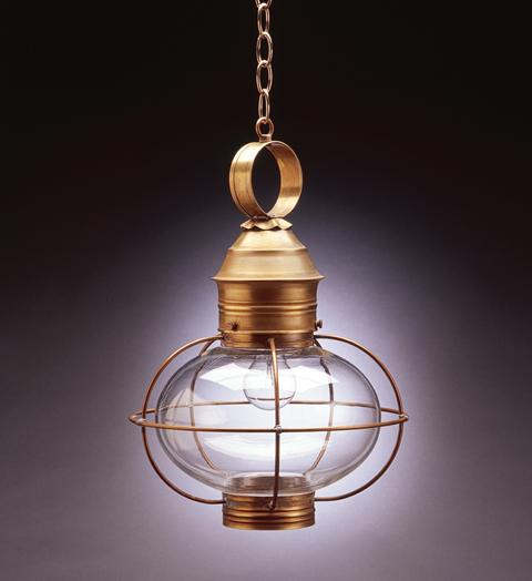 Caged Onion Outdoor Hanging Lantern 2542 - FLC Select