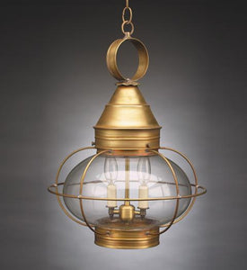 Caged Onion Outdoor Hanging Lantern 2572 - FLC Select