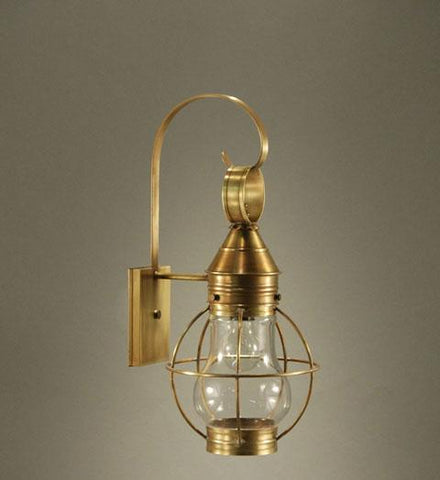 Bosc Caged Pear Outdoor Wall Lantern 2721