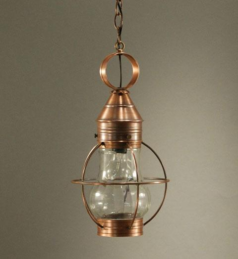 Bosc Caged Pear Outdoor Hanging Lantern 2722 - FLC Select