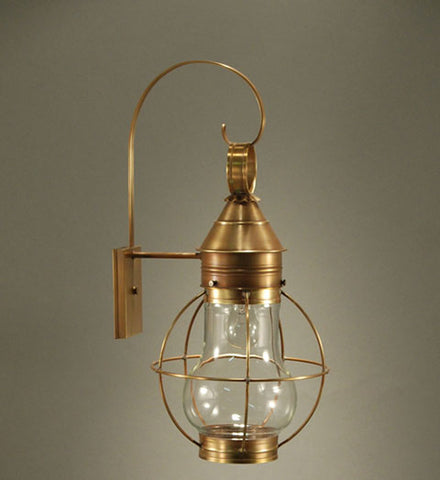 Bosc Caged Pear Outdoor Wall Lantern 2731 - FLC Select