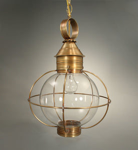 Caged Round Onion Outdoor Hanging Lantern 2842 - FLC Select
