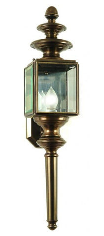 "3161 Carriage Small 6""W X 31""H Outdoor Wall Lantern"