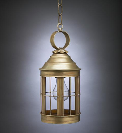 Heal Cone Top Outdoor Hanging Lantern with Open Bottom 3312 - FLC Select