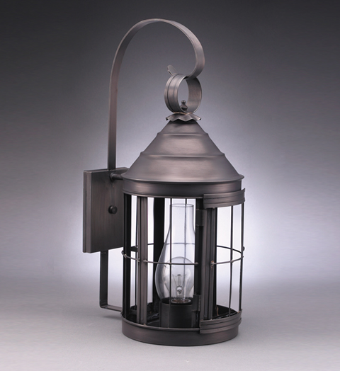 Heal Cone Top Outdoor Wall Lantern 3337 - FLC Select