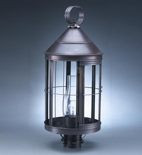 Heal Cone Top Outdoor Post Lantern 3353 - FLC Select