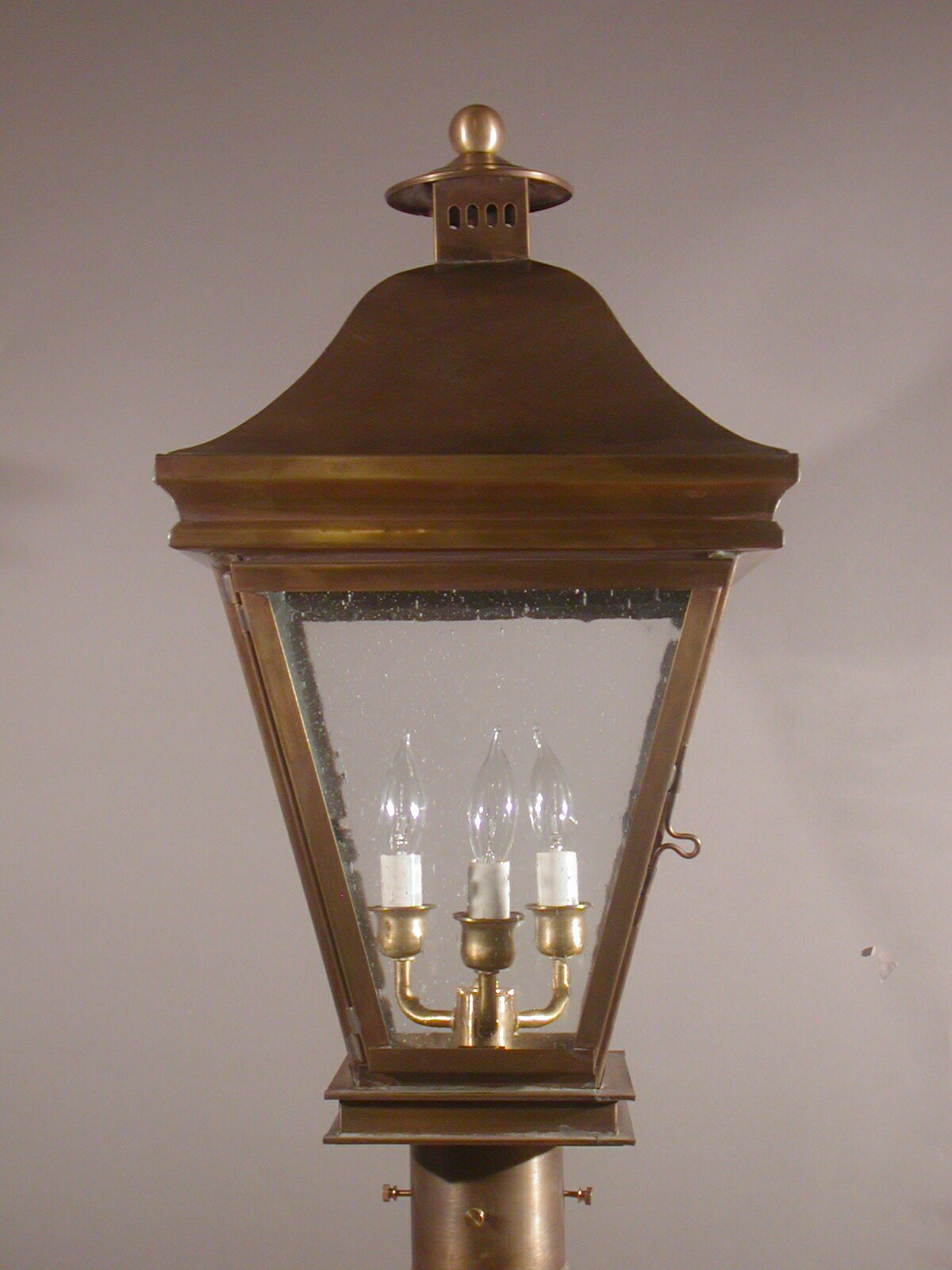 Quinly Outdoor Post Lantern 35312 - FLC Select