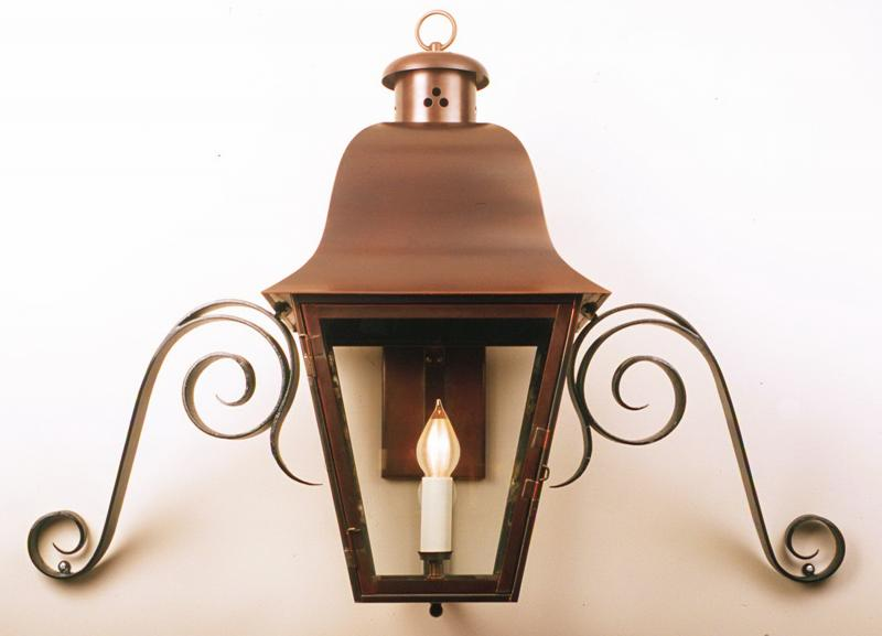 4151-SS Outdoor Wall Lantern