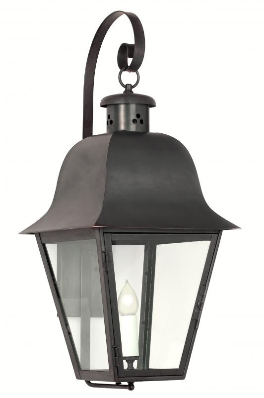 "4151 La Maison Large 14""W Outdoor Wall Lantern"
