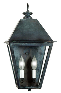 "4301-H Essex Small 8.75""W Outdoor Pocket Wall Lantern"