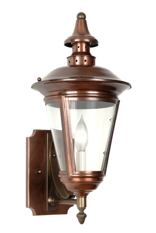 "4491 Copenhagen Extra Small 9""W Outdoor Wall Lantern"