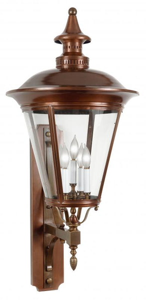 "4531 Copenhagen Extra Large 21""W Outdoor Wall Lantern"