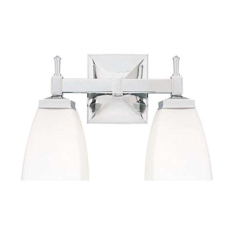 Kent Two Light Bath Wall Sconce 652
