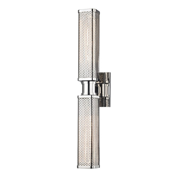Gibbs Two Light Wall Sconce 7032