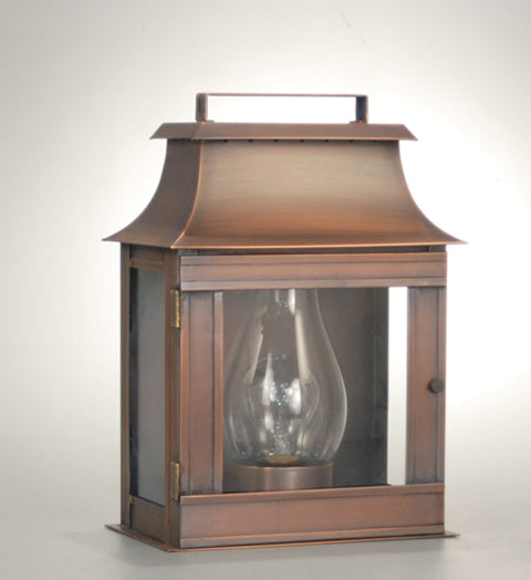 Concord Pagoda Outdoor Wall Lantern 5711 - FLC Select